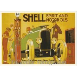 Postcard Shell