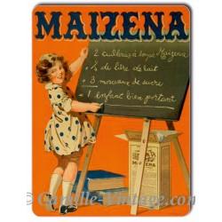 Tin signs Maïzena Tableau