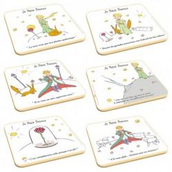 Coasters Le Petit Prince de St Exupéry