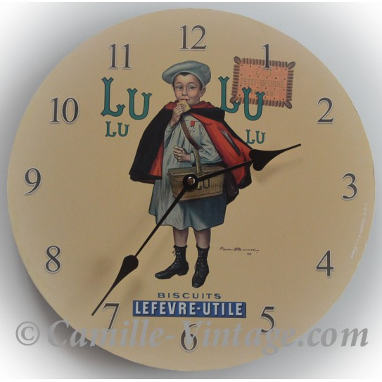 Wall clock LU