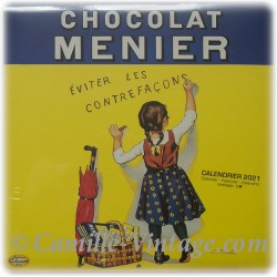 Calendrier Chocolat 2021