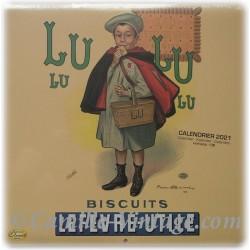 Calendar Biscuits LU 2021