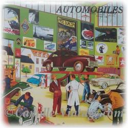 Calendar Automobile 2021