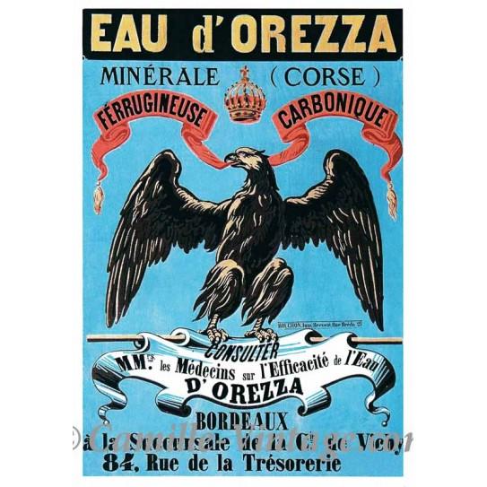 Postcard Water of Orezza