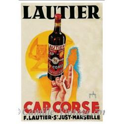 Carte Postale Lautier Cap Corse