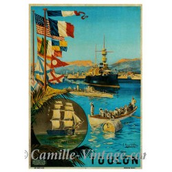 Carte Postale Toulon