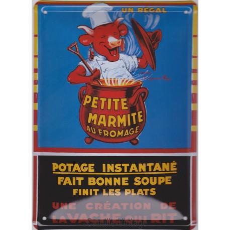 Tin signs Vache qui Rit Marmite