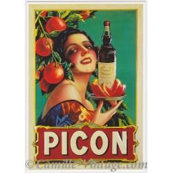 Carte Postale Picon Amer