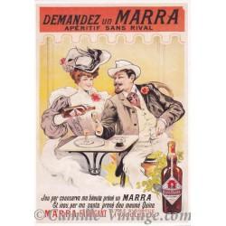 Postcard Marra Apéritif