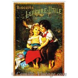 Postcard LU Amoureux