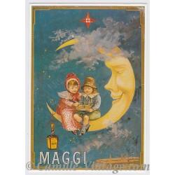 Postcard Maggi Lune