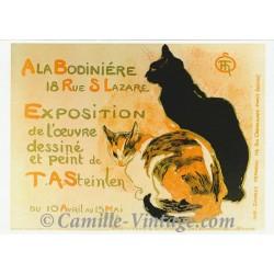 Postcard Exposition à La Bodinière 1894