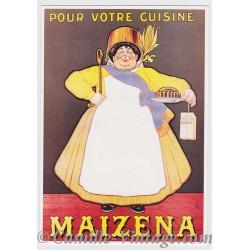 Postcard Maïzena pour votre cuisine