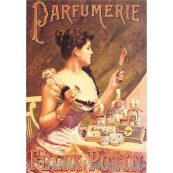 Postcard Félix Potin Parfumerie