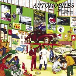 Calendar Automobile 2022