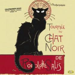 Calendar Tournée du Chat Noir 2022