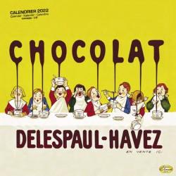 Calendar Chocolate 2022