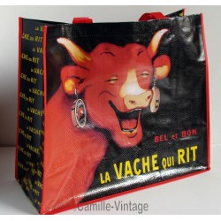 Sac Cabas Vache Qui Rit - Rabier