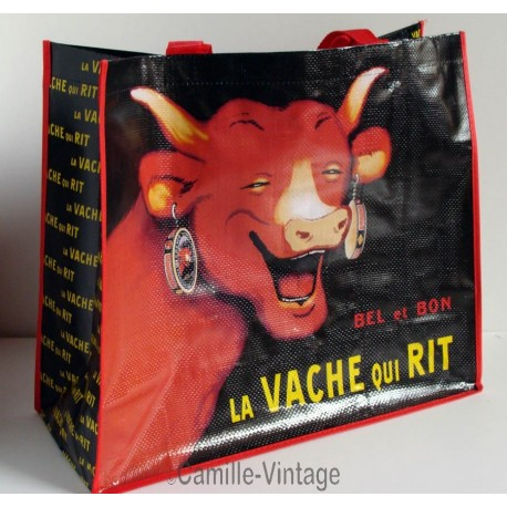 Shopping Bag Vache Qui Rit - Rabier