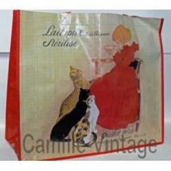 Shopping Bag Lait Pur Stérilisé Vingeanne