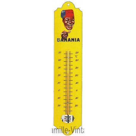 Thermomètre Emaillé Banania