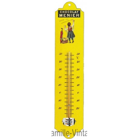 Thermometers Chocolat Menier