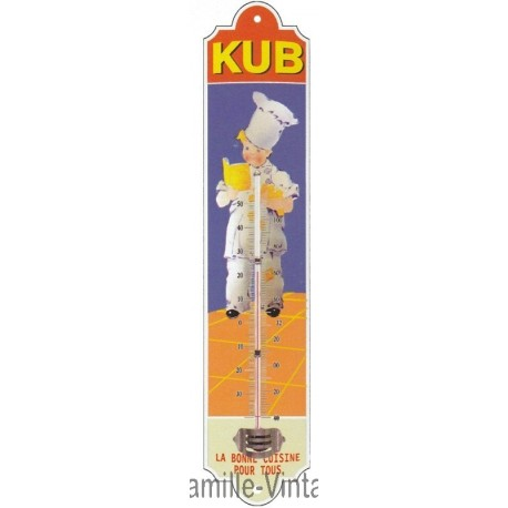 Thermometers Bouillon Kub
