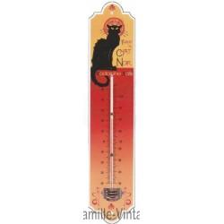 Thermomètre Tournée du Chat Noir