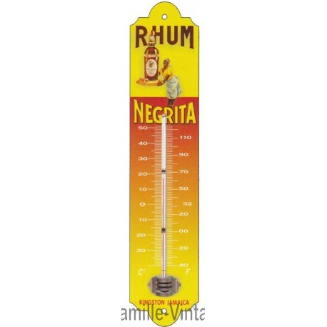 Thermometers Rhum Négrita