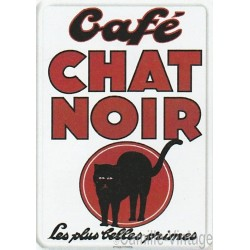 Tin signs Café Chat Noir