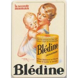Tin signs Blédine Jacquemaire