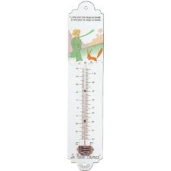 Thermometers Le Petit Prince de St Exupéry et le Renard