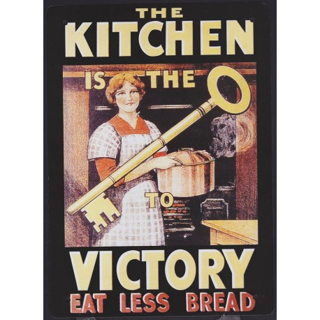 Tin signs Kitchen
