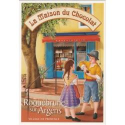 Postcard Maison du Chocolat