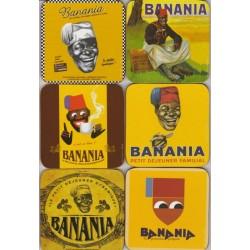 Coasters Banania
