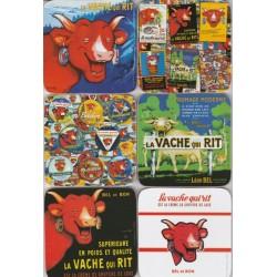 Coasters Vache Qui Rit