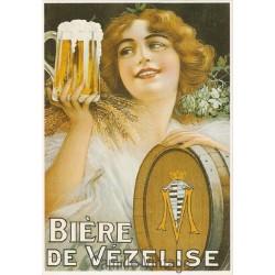 Carte Postale Bière de Vézelise