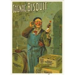 Postcard Cognac Bisquit